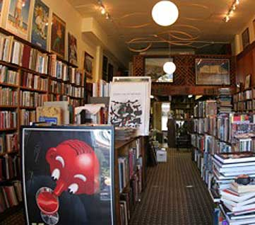 Picture of Lost Horizon Bookstore
