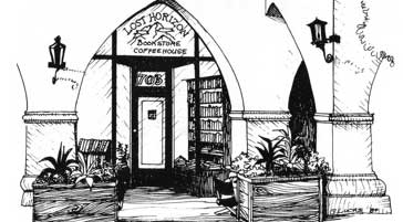 Lost Horizon Bookstore