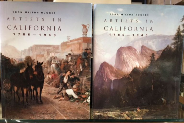 Artists in California, 1786-1940. Third Edition, Revised and Enlarged. Edna Milton Hughes.