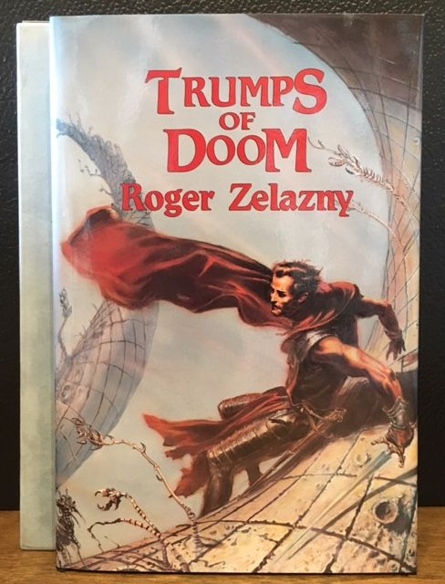 TRUMPS OF DOOM. Roger Zelazny.