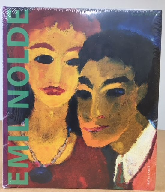 Emil Nolde: Blick Kontakte, Fruhe Portrats / Eye Contact, Early Portraits. Manfred Reuther.