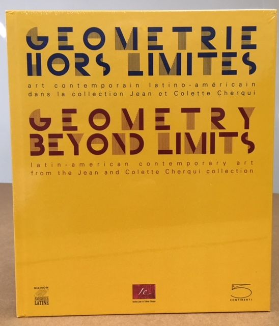 GEOMETRIE HORS LIMITES/ GEOMETRY BEYOND LIMITS. Domitille d'Orgeval, Laurent Salome.