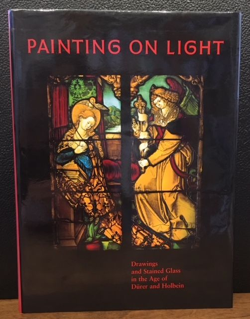 PAINTING ON LIGHT. Barbara Butts, Lee Hendrix.