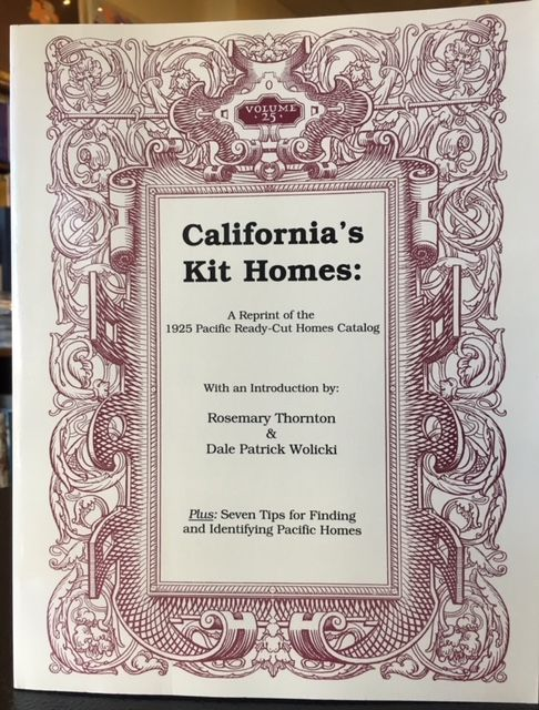 CALIFORNIA'S KIT HOMES