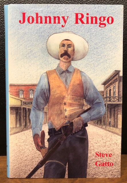 JOHNNY RINGO. Steve Gatto.