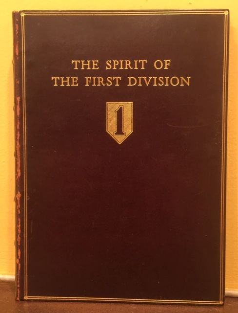 THE SPIRIT OF THE FIRST DIVISION. James Simpson.