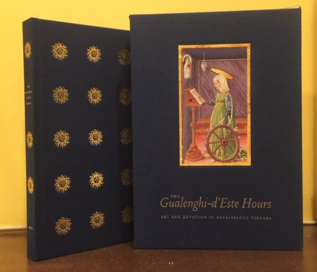 THE GUALENGHI-D'ESTE HOURS. Kurt Barstow.