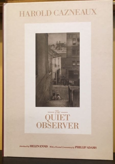 THE QUIET OBSERVER. Harold Cazneaux.