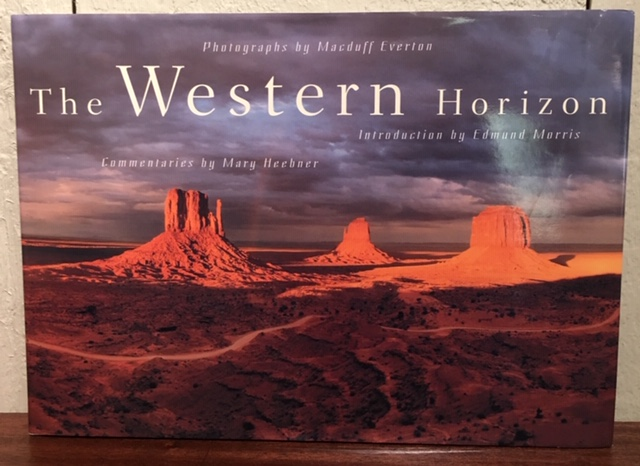 THE WESTERN HORIZON. Mary Heebner.