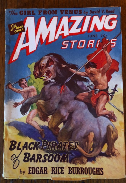 AMAZING STORIES. June, 1941