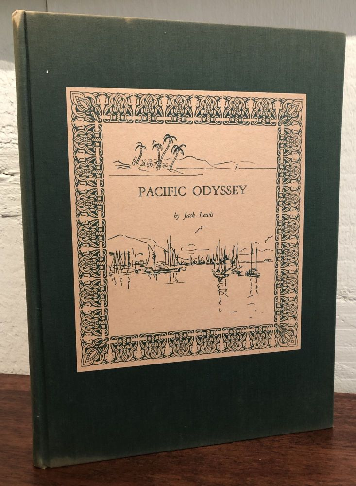 PACIFIC ODYSSEY. Jack Lewis.