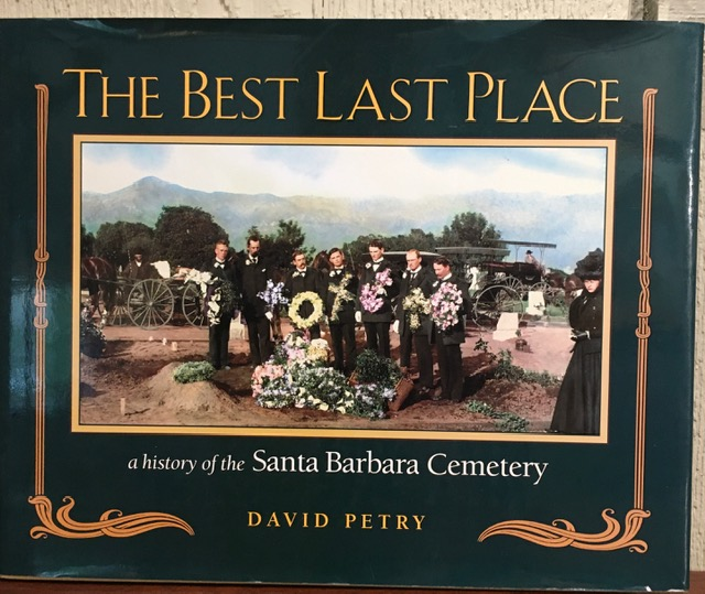 THE BEST LAST PLACE. David Petry.
