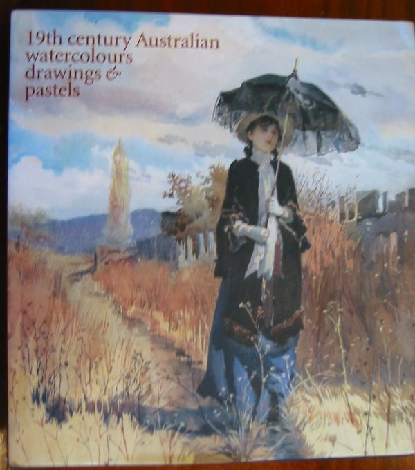 19th CENTURY AUSTRALIAN WATERCOLORS, DRAWINGS, AND PASTELS from the Gallery's Collection. Hendrick Kolenberg.