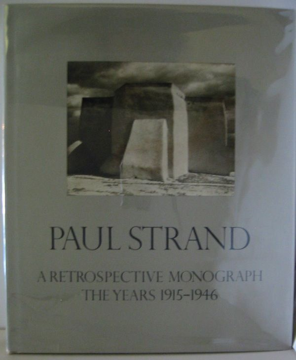 A RETROSPECTIVE MONOGRAPH. Two Volumes. Paul Strand.