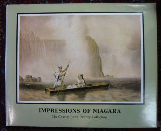 IMPRESSIONS OF NIAGARA. Christopher W. Lane.