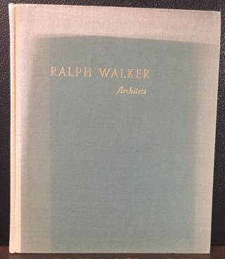 RALPH WALKER ARCHITECT