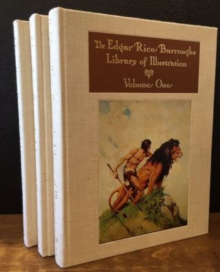 THE EDGAR RICE BURROUGHS LIBRARY OF ILLUSTRATION
