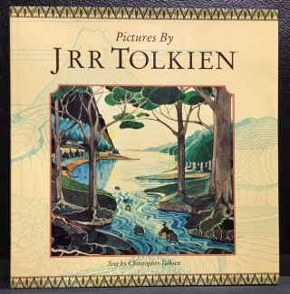 PICTURES BY J.R.R. TOLKIEN. Christopher Tolkein.
