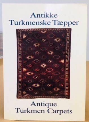 ANTIKKE TURKMENSKE TAEPPER / ANTIQUE TURKMEN CARPETS