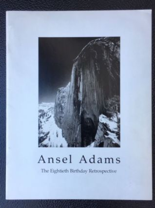 ANSEL ADAMS. Mary Alinder