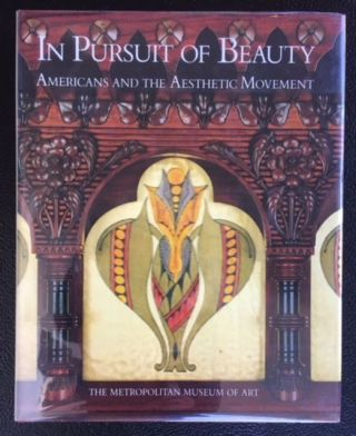 IN PURSUIT OF BEAUTY. Doreen Bolger Burke