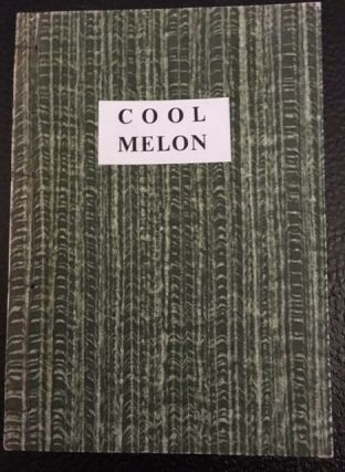 COOL MELON. BASHO, translation Cid Corman