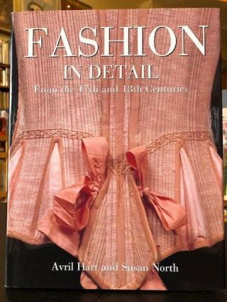 FASHION IN DETAIL. Avril Hart, Susan North