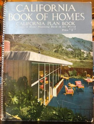 CALIFORNIA BOOK OF HOMES