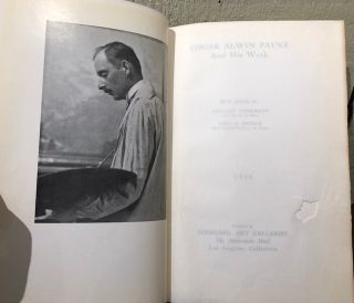 EDGAR ALWIN PAYNE AND HIS WORK