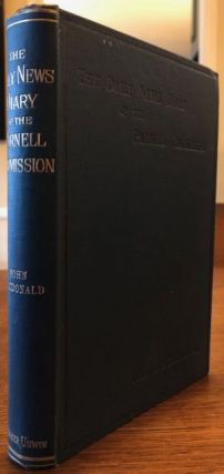 DIARY OF THE PARNELL COMMISSION. John MacDonald