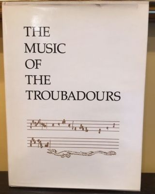 THE MUSIC OF THE TROUBADOURS. Peter Whigham