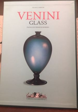 VENINI GLASS. Franco Deboni