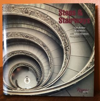 STEPS & STAIRWAYS. Cleo Baldon, Photographic Consultant Ib Melchior. With Julius Shulman