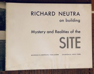 ON BUILDING. MYSTERY AND REALITIES OF THE SITE.