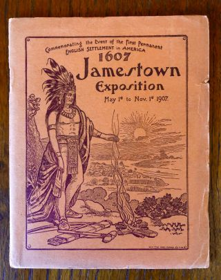 1607 JAMESTOWN EXPOSITION COMPANY 1907 HAMPTON ROADS VIRGINIA