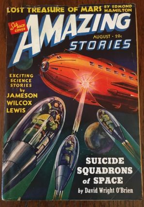 AMAZING STORIES. August, 1940
