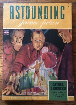 ASTOUNDING SCIENCE FICTION. May, 1943. Campbell, Jr., John W. (Editor