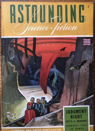 ASTOUNDING SCIENCE FICTION. August, 1943. John W. Campbell Jr