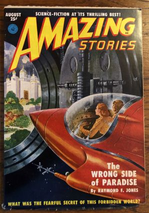 AMAZING STORIES. August, 1951