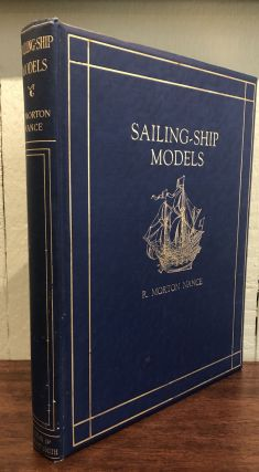 SAILING-SHIP MODELS. R. Morton Nance
