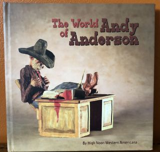 THE WORLD OF ANDY ANDERSON