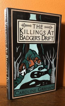 THE KILLING AT BADGER'S DRIFT. Caroline Graham