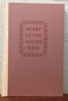 HEART OF THE SOUTHWEST. A Selective Bibliography of Novels, Stories and tales Laid in Arizona and...