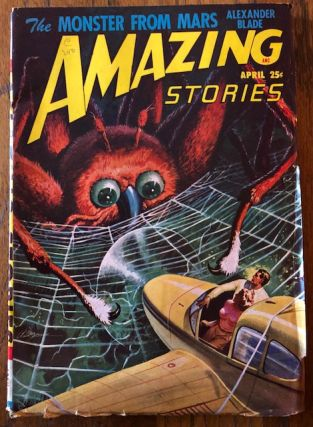 AMAZING STORIES. April, 1948