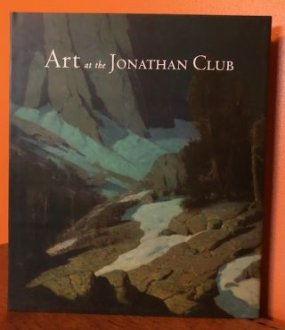 ART AT THE JONATHAN CLUB