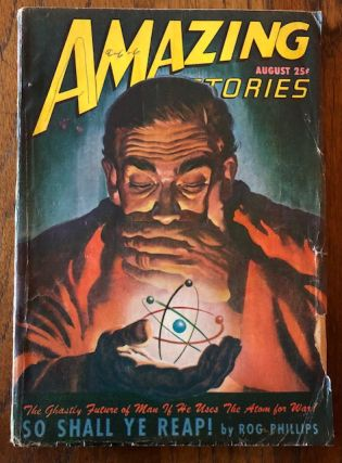 AMAZING STORIES. August, 1947