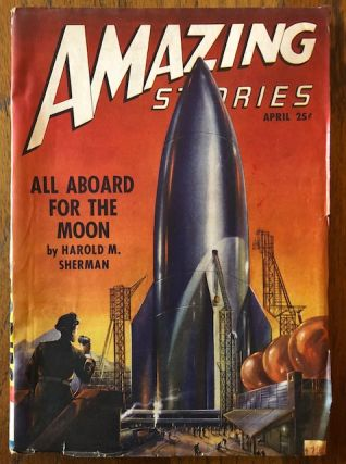 AMAZING STORIES. April, 1947