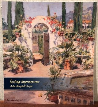 LASTING IMPRESSIONS: Colin Campbell Cooper. forward, Marlene Miller, Introduction