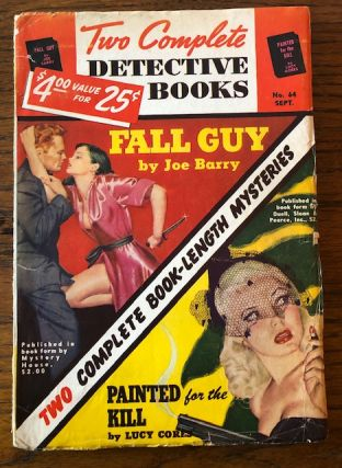 TWO COMPLETE DETECTIVE BOOKS. No. 64. September 1950