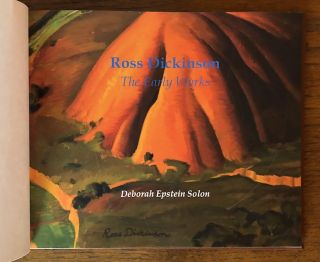 ROSS DICKINSON: The Early Works.